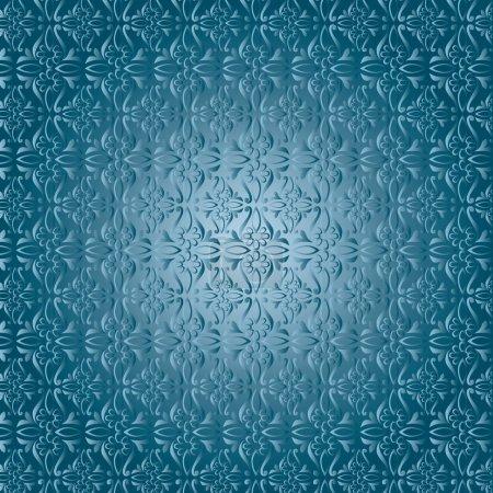 seamless pattern eastern