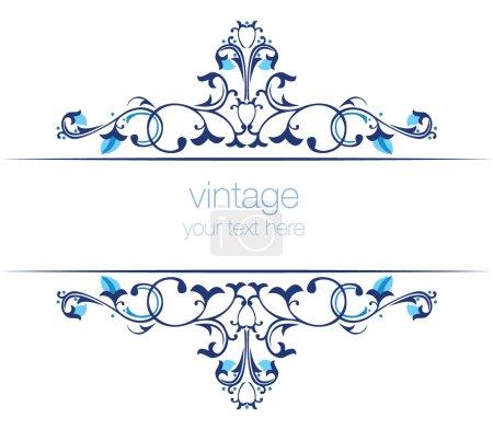 blue ottoman serial patterns twenty-two