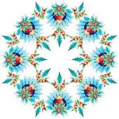 Ottoman motifs design series with twenty-two