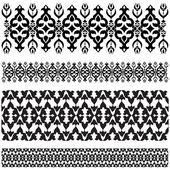 Ottoman motifs design series with thirty-seven