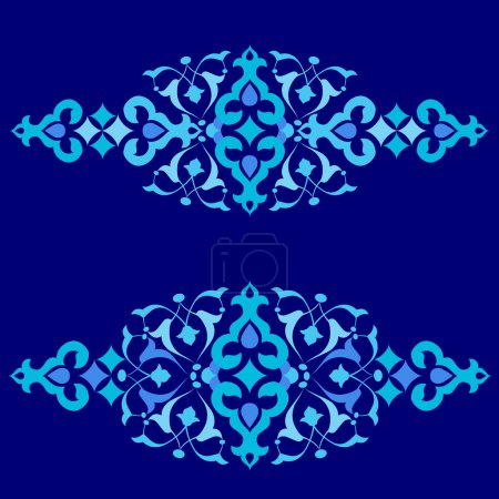 Ottoman motifs design series fifty-three version
