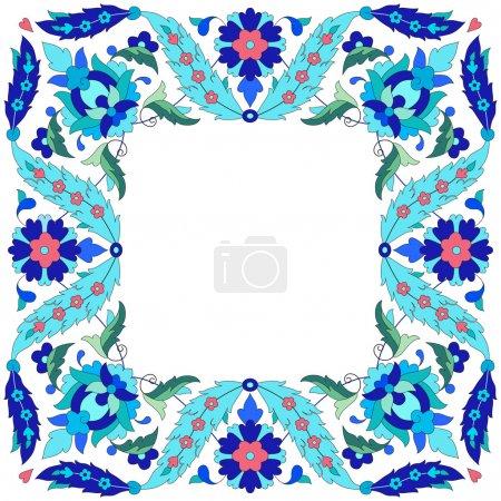 Ottoman motifs design series sixty seven