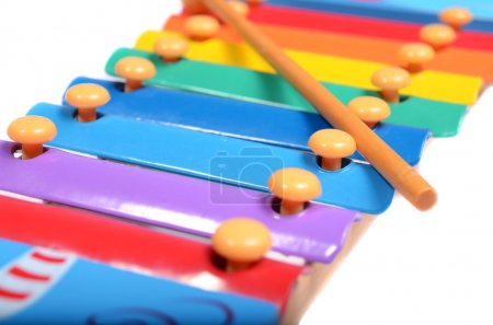 Children's xylophone