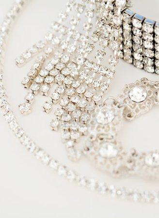 Luxurious diamond bracelets