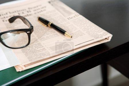 Pair of reading glasses