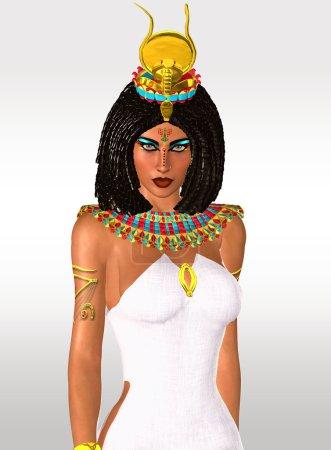 An Homage To Egyptian Fashion