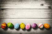 Húsvéti tojás fa háttér