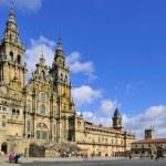Santiago de Compostela Cathedral - Galicia, Spain...