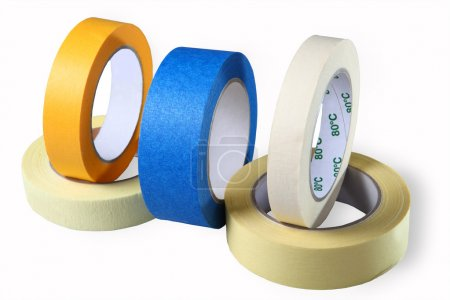 Sticky tapes, Adhesive Tapes, Single Coated, colored tape paper