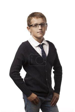 Fashion school uniform