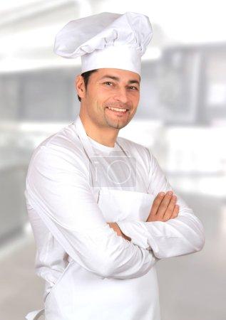 Cook proud