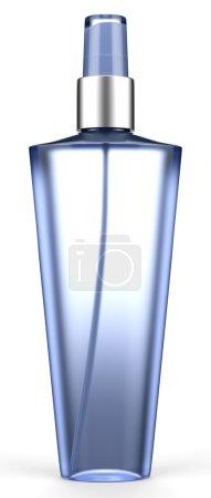 Photo pour 3D bouteilles de parfum. illustration de rendu 3D - image libre de droit