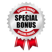 Big red special bonus button