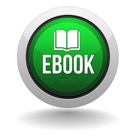Green ebook button
