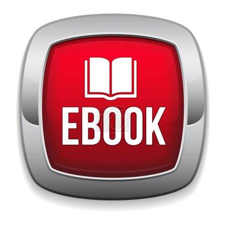 Red square ebook button