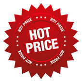 Hot price button