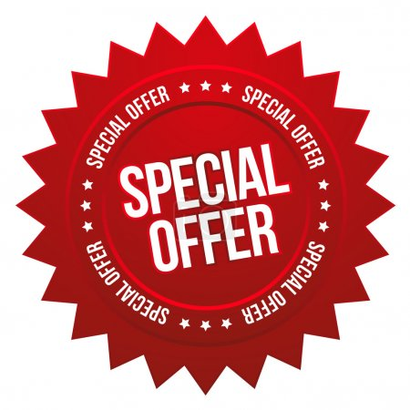 Special offer badge