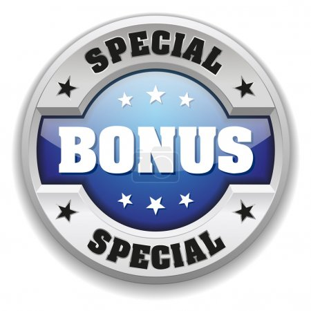 Special bonus button