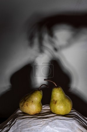 Shadows of Pears