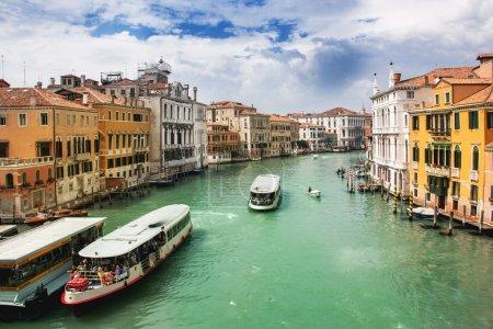 transportation of Venice