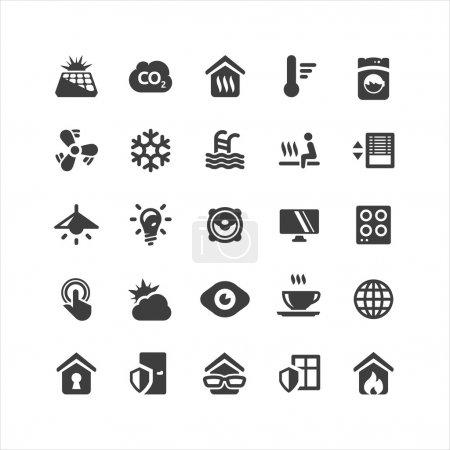 Smarthome Icons Set