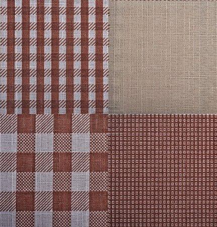 Set of textures fabrics