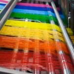 Textile industry machine...