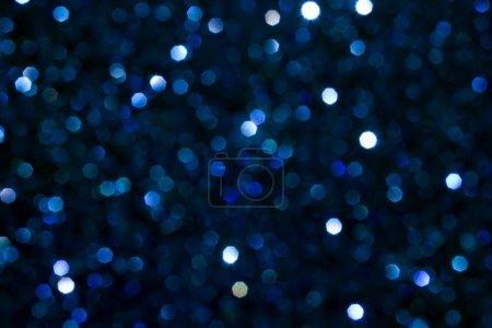 Photo pour Fond bleu marine abstrait déconcentré - image libre de droit