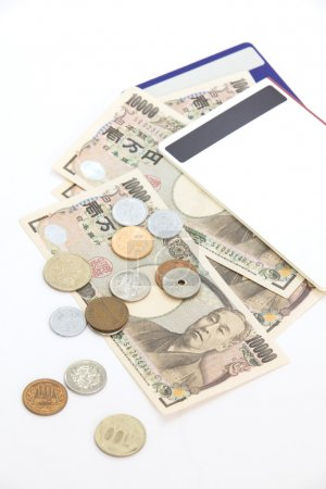 Japanese currency notes