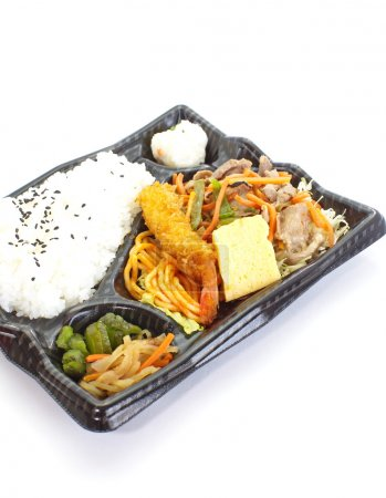 Japanese ready-made lunchbox