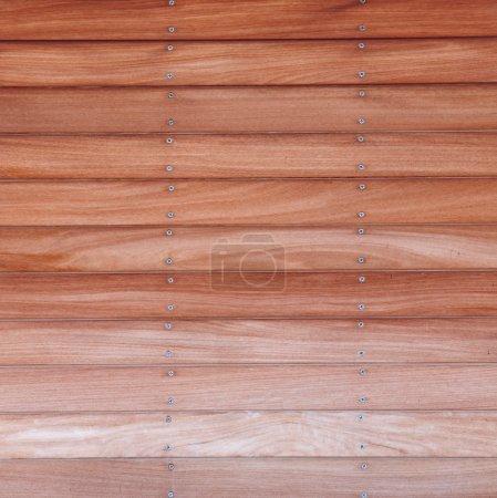Brown natural wood
