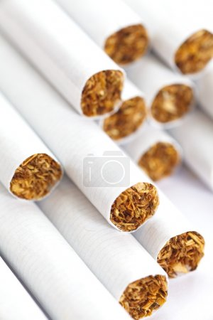 Cigarettes close - up