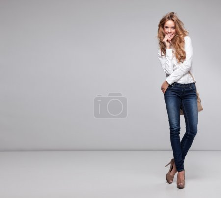 Photo for Happy woman - Royalty Free Image