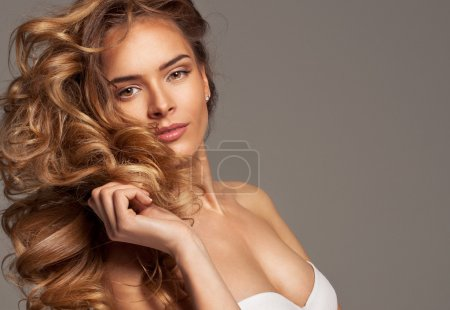 Photo for Young blonde woman - Royalty Free Image