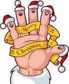 Vánoční ručně