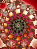 Krásné abstraktní fraktální