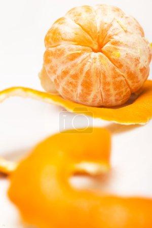 Mandarine ou tagerine