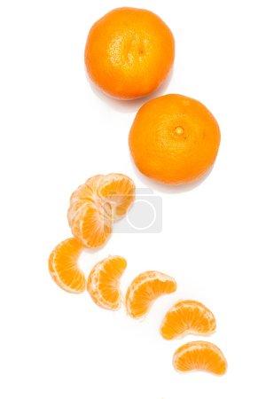 Mandarin or tagerine fruit