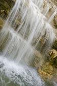 Waterfall in Sentosa island
