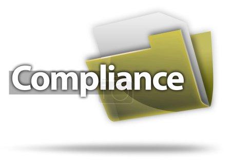 3D Style Folder Icon Compliance