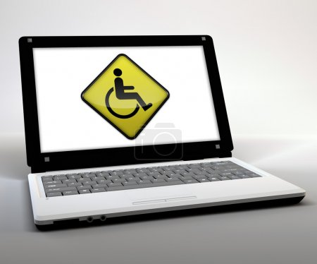 Mobile Thin Client Computer Accessibility