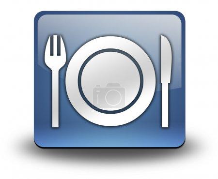Icon, Button, Pictogram -Eatery, Restaurant-