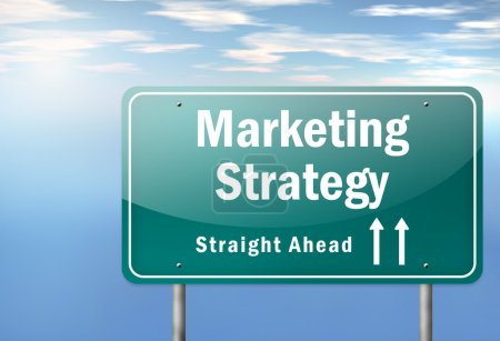 Highway Signpost Marketing Strategy