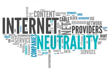 Word Cloud Internet Neutrality