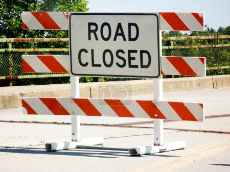 Road closure