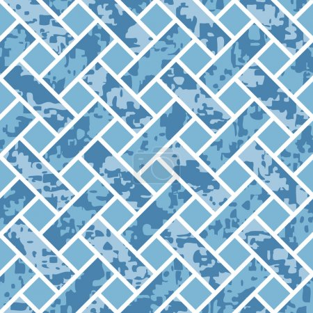 Illustration for Seamless Background Pattern - Royalty Free Image
