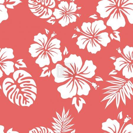 Hawaiian Aloha Shirt Pattern
