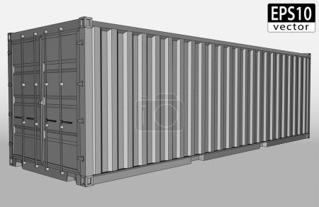 3D Container