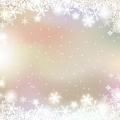 Magic colored holiday background