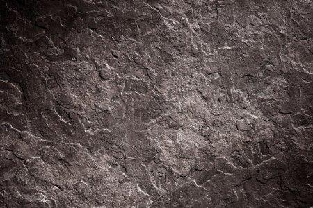 dunkle Steinstruktur